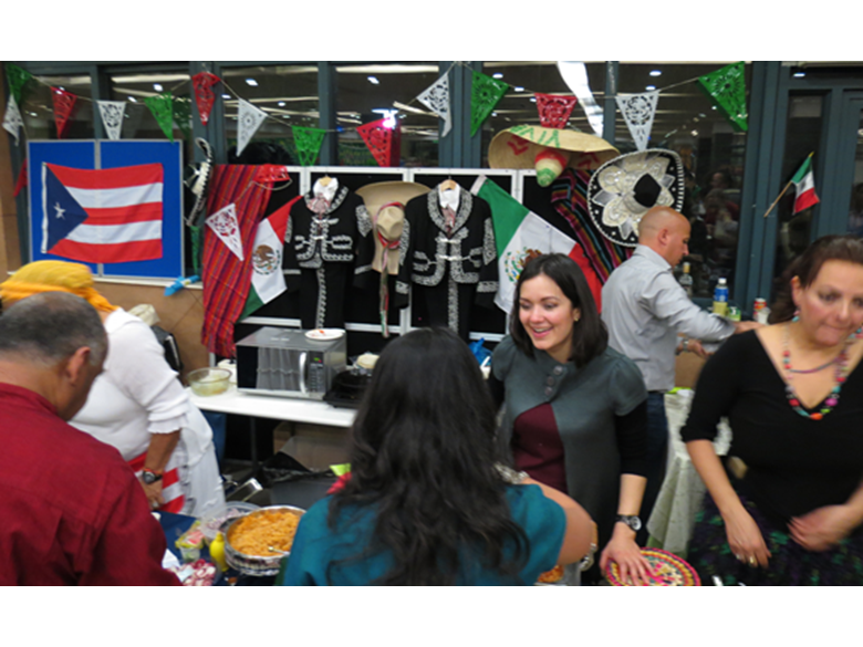 PTA International Food Evening