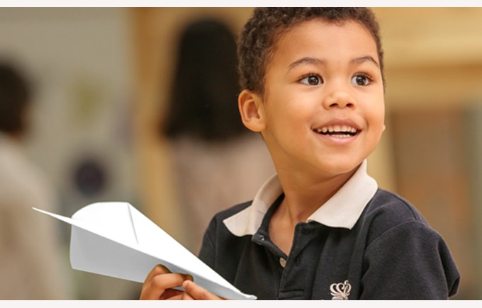 Announcing Nord Anglia Education Share A Dream