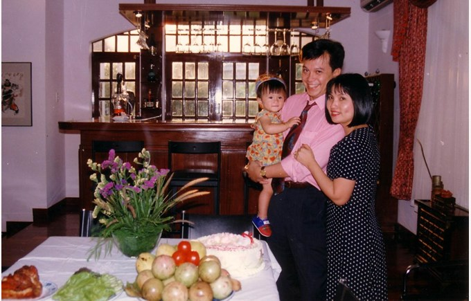 History of BIS HCMC Maurice and Rosie and Jenny