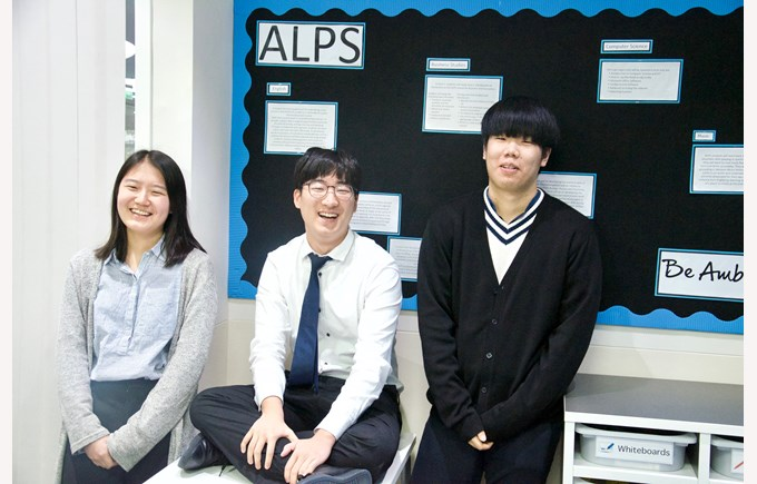 ALPS at The British School of Guangzhou
