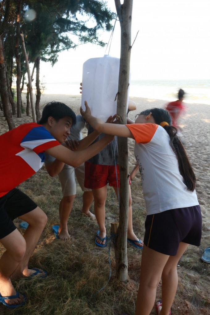 Year 12 Residential weekend Mui Ne 2015