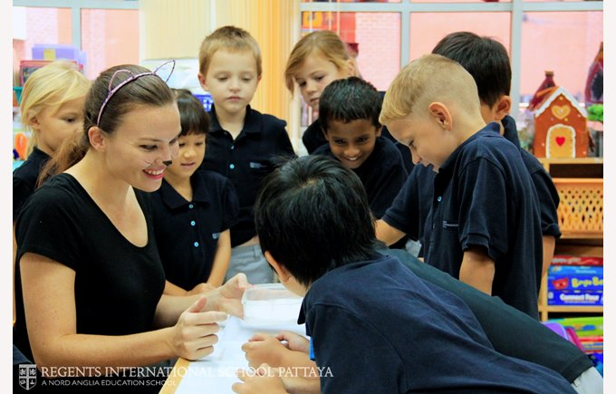 Elementary school teacher | Regents International School Pattaya