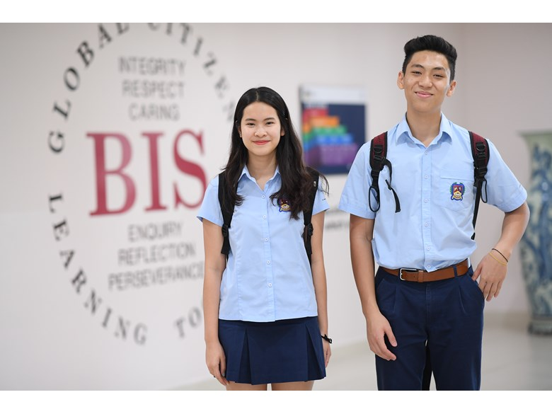British International School Hanoi Year 13