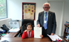Audrey Du Principal for the Day April 2018