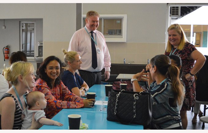 Year 1 Parent Coffee Morning