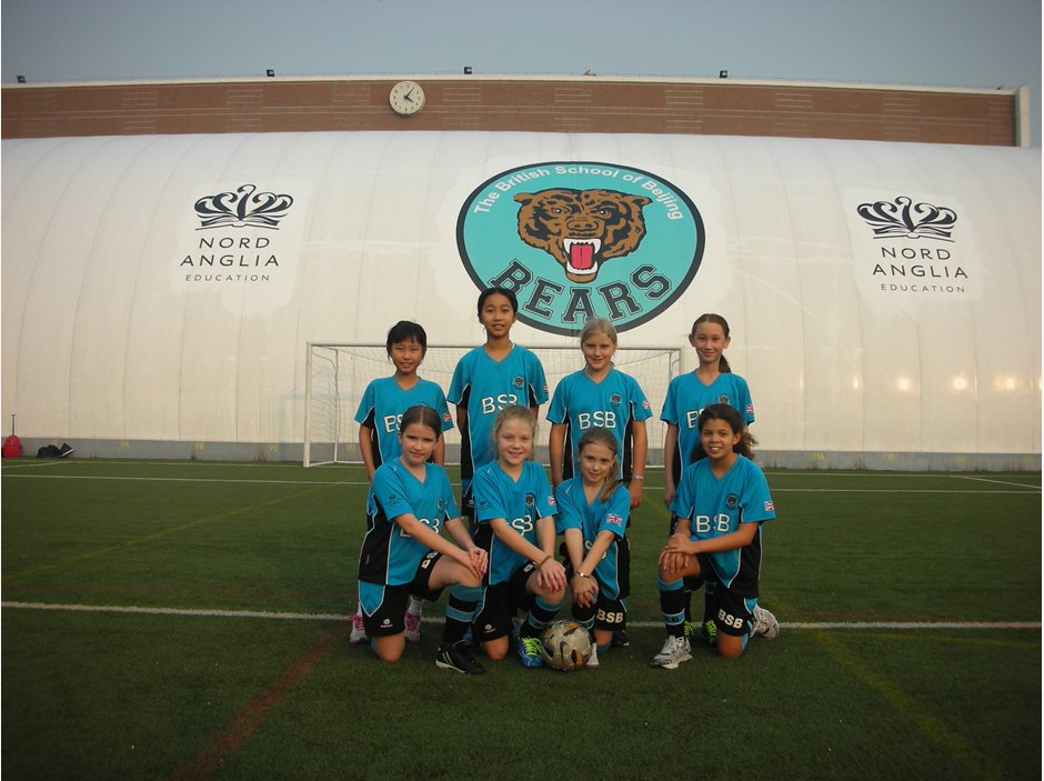 U11 Girls Football