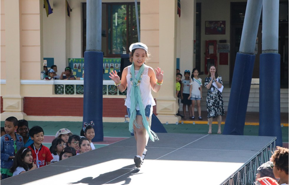 Year 4 Fashion Show - BIS HCMC