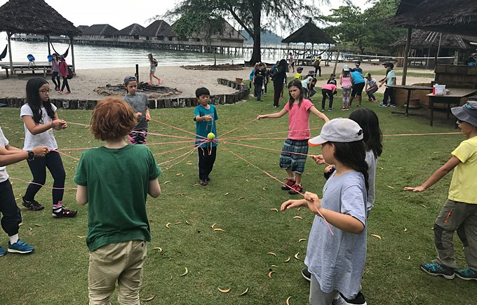 Year 5 Residential Trip to Telunas, Indonesia