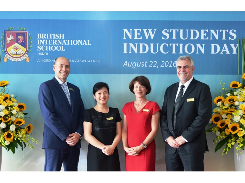 British International School Hanoi SLT