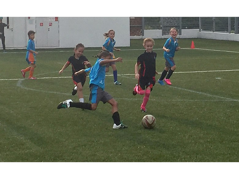 U9s DCIS Lionesses Still Undefeated