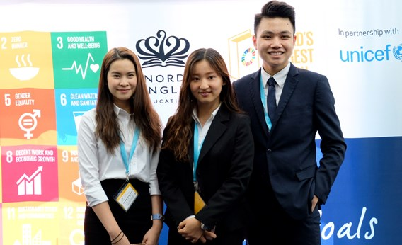 British International School Hanoi UNICEF 2018