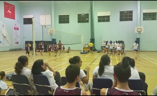 U19a G Volleyball