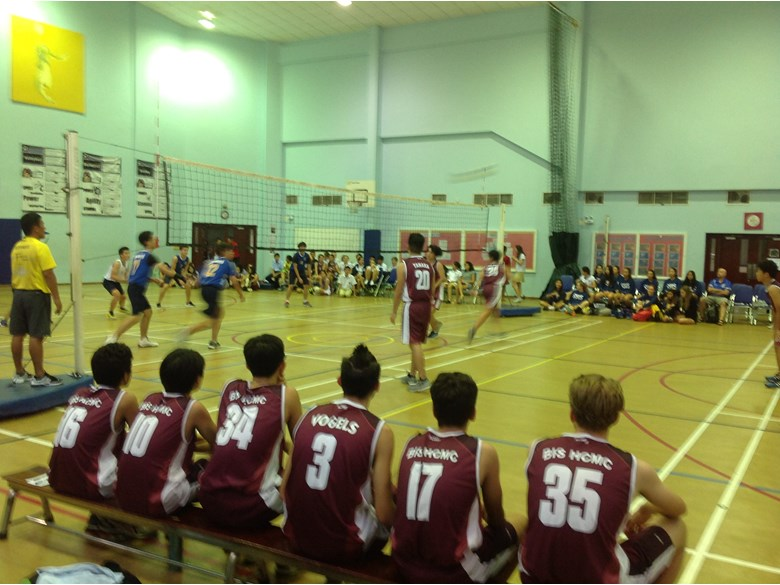 U19 Boys Volleyball