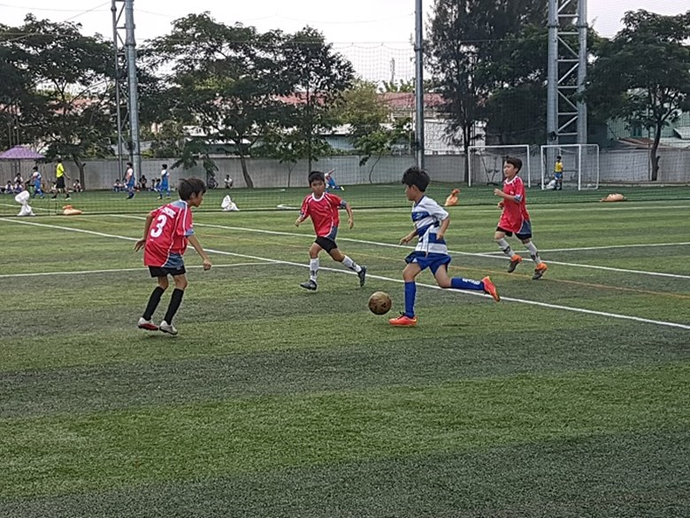 U11 SISAC Boys Football – Pool B (9)
