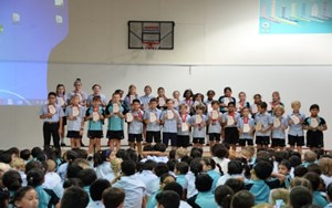 Compass International School Doha Gharaffa Assembly Sports Medals 16 May 2019