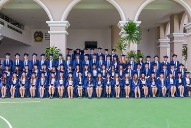 British International School, HCMC Graduating Class 2018