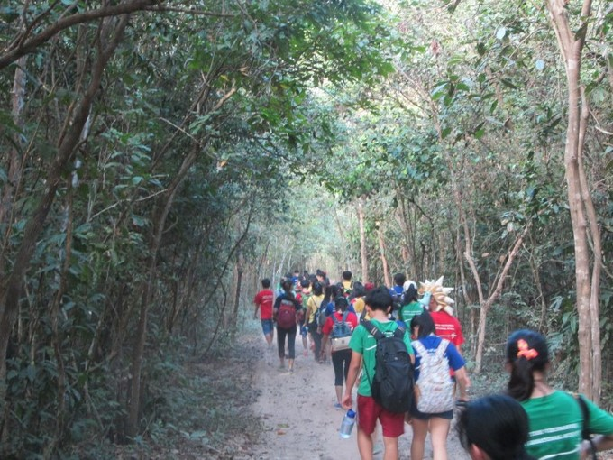 Y10 Trip to Cambodia – 2016