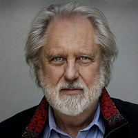 Crop. Lord David Puttnam