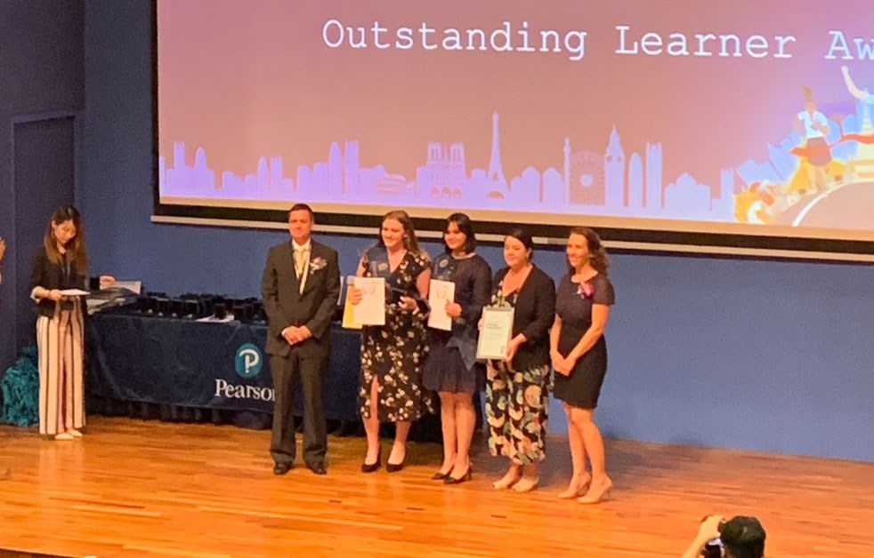 Dover Court International School Singapore Outstanding Learner Awards 2019