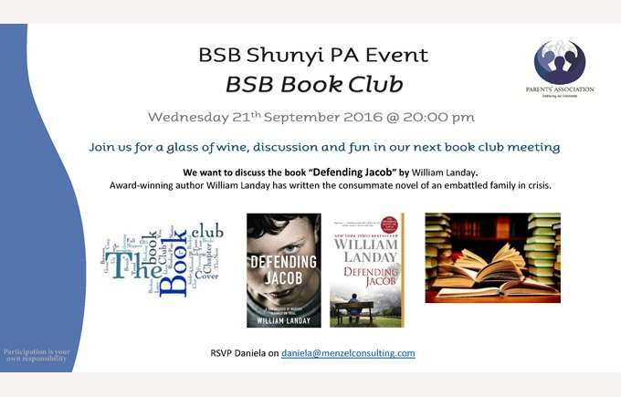 PA Book Club Sep 21