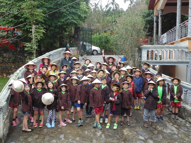 BIS Hanoi - Y4 Expedition
