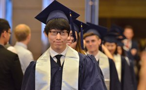 The British School of Guangzhou Graduation 2015