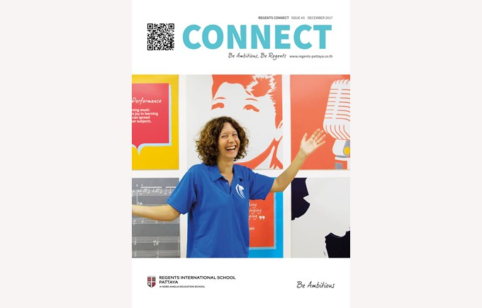 Connect Magazine, Issue 3