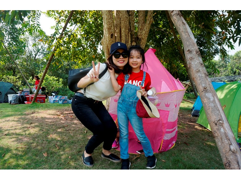 BVIS Hanoi student Y2 camping (6)