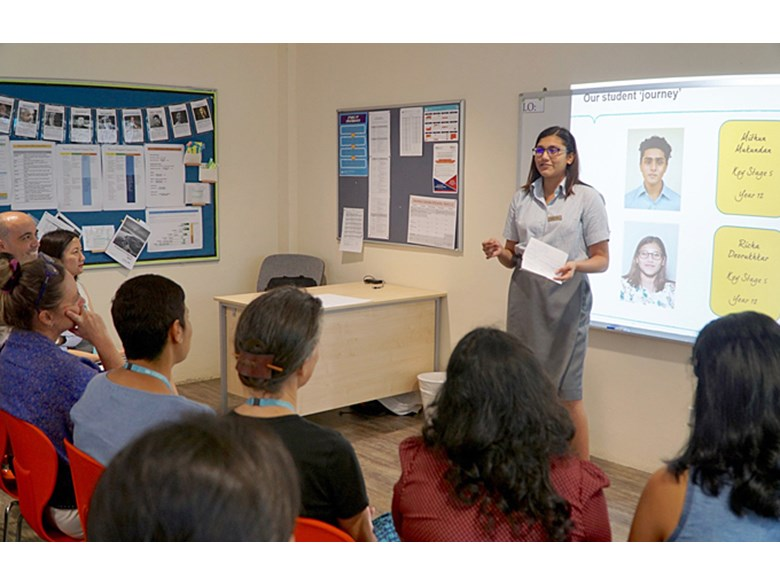 Parent Workshop: IB Diploma Programme and Sixth Form