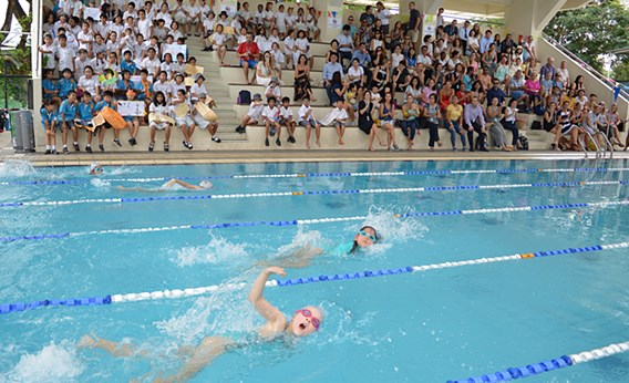 DCIS Swimming Gala 2017