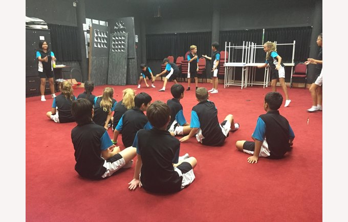First Term Drama at Regents Pattaya