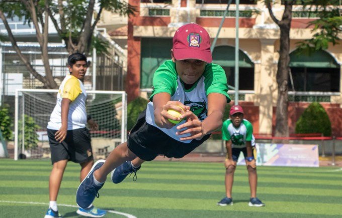 Cricket - PE and Sports | BIS HCMC