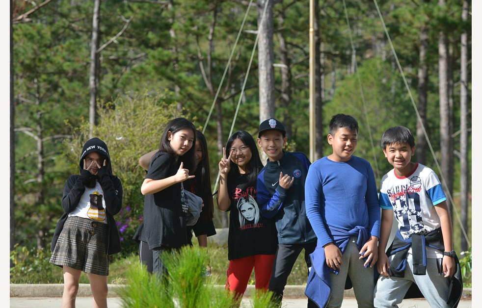 BVIS HCMC Year 8 to Da Lat 2018 (12)