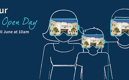 Virtual Open Day June