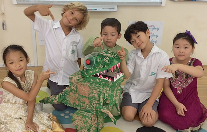 Year 3 Museum of Paleontology