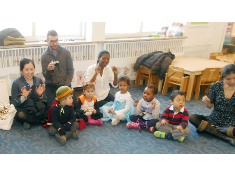 Nursery Poetry with Parents