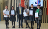 Students at the British International School Shanghai, Puxi  campus are awarded Principal's Commendations for outstanding work.