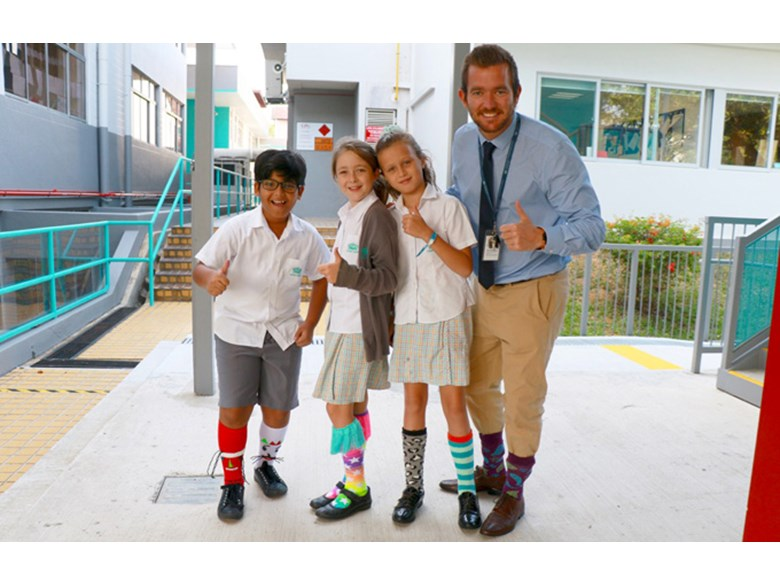 World Down Syndrome Sock Day