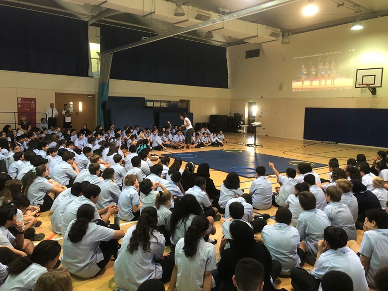 Madinat Khalifa Secondary Headlines | Monday 1 October