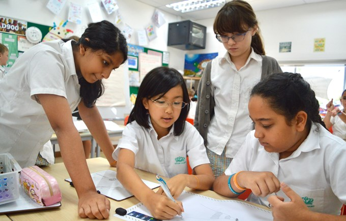 Dover Court International School Singapore Year 6 STEAM