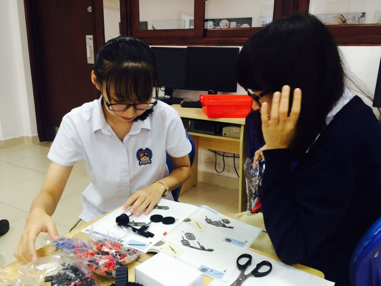 British International School Hanoi Robotic Club (6)