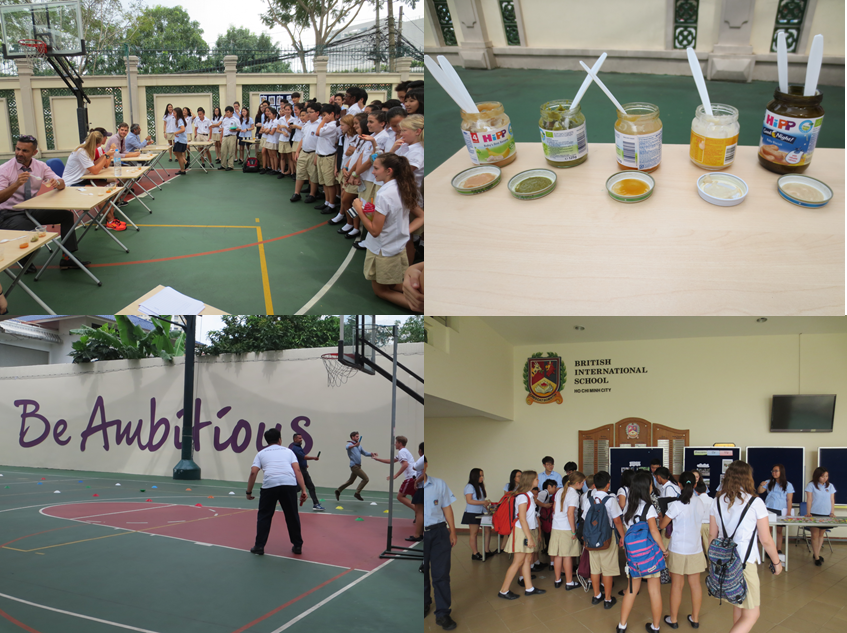 Year 12 Community Service Projects BIS HCMC