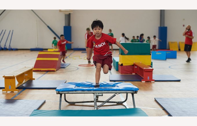 BIS Hanoi Primary House Sports
