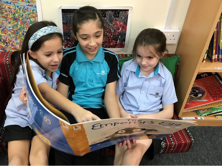 Madinat Khalifa Primary Headlines | Monday 1 October