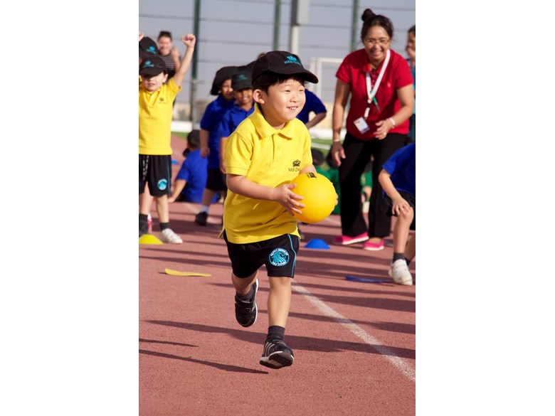 Reception Sports Day 04