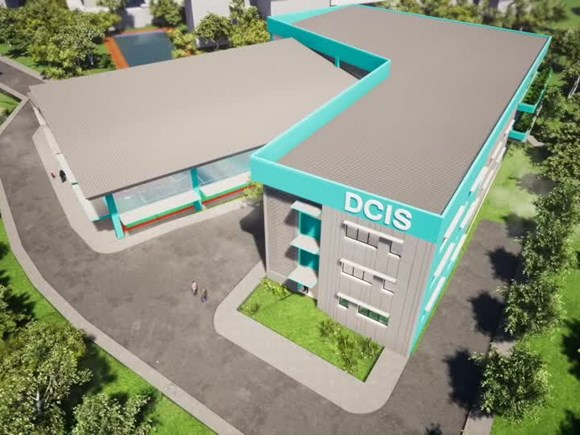 DCIS New Secondary Building
