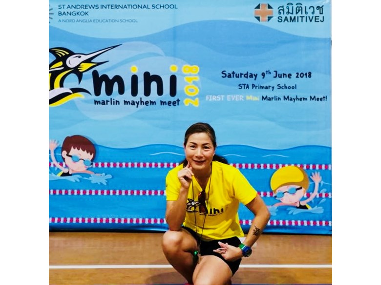 Khun Nok Asian Masters Swimming Championships