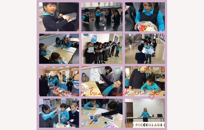 Shakespeare and Science in Year 3