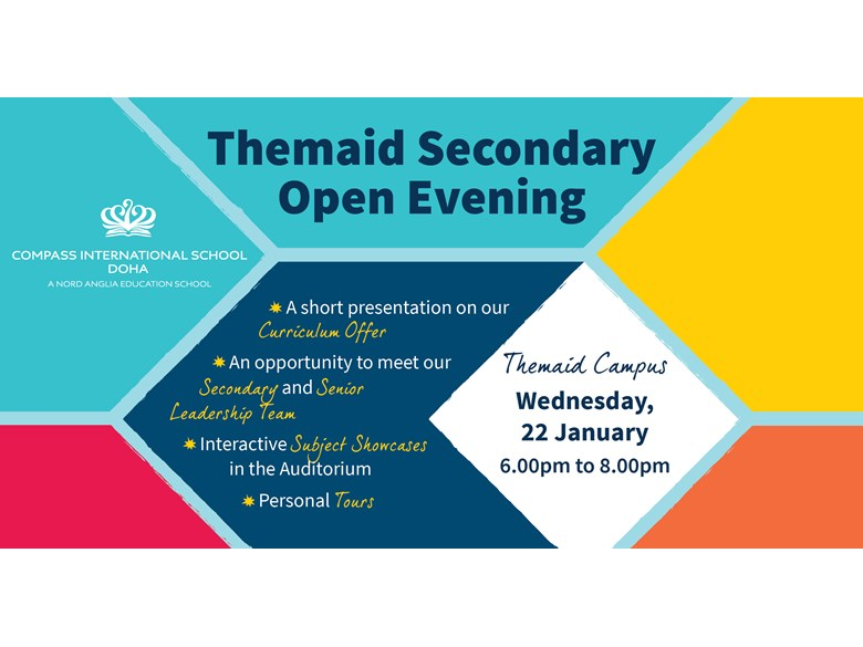 TH Open Evening New