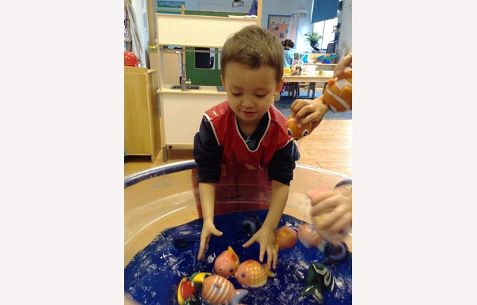 Nursery Learning Leader